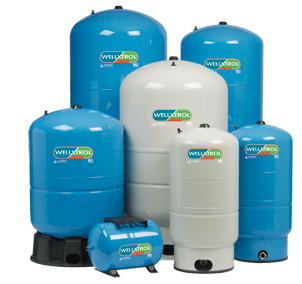 Well Pressure Tanks | Glaser Water Services